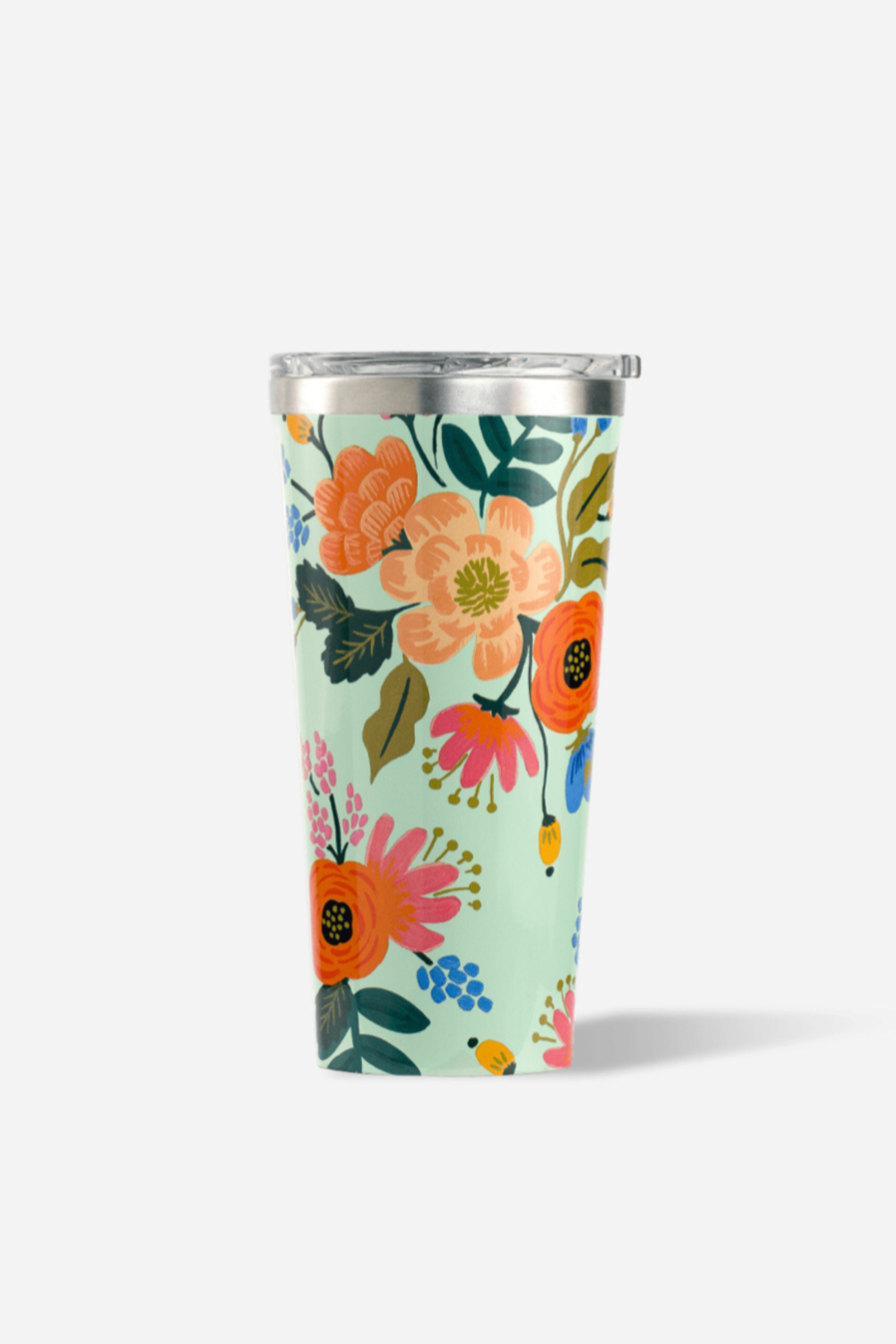 Corkcicle Rifle Paper Co Tumbler-16oz - Front Full Image