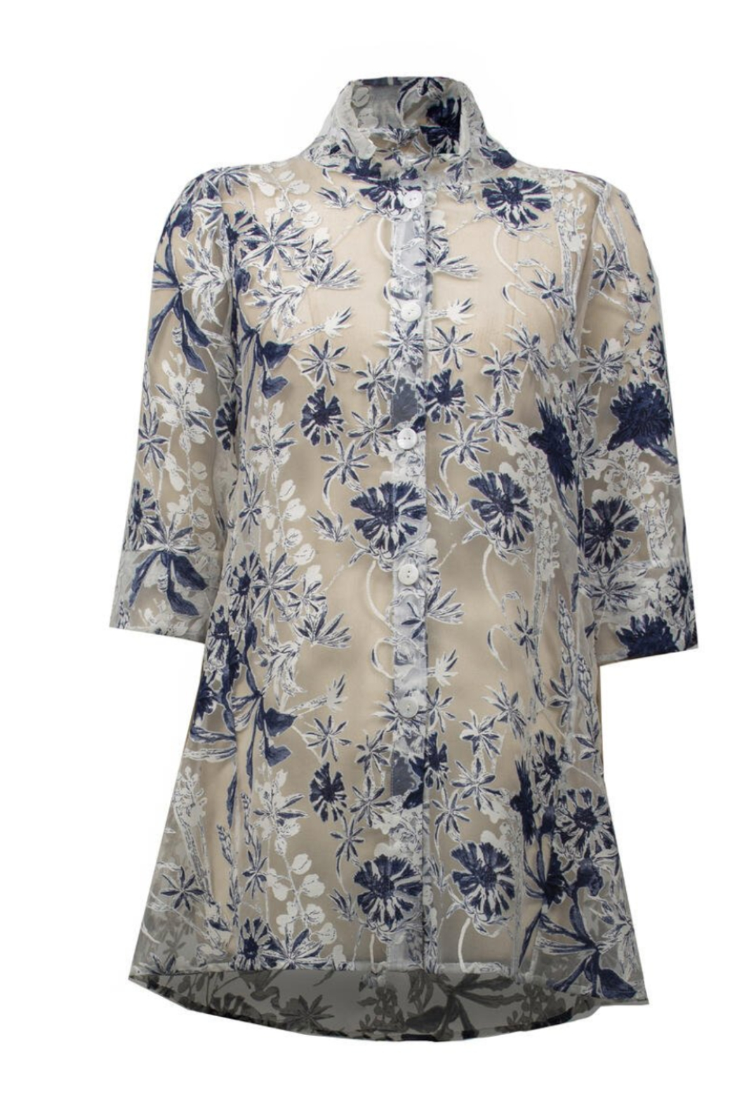 Joseph Ribkoff  212080 - Blouse - Front Cropped Image