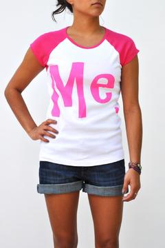SJC Couture Tees Pink Me. Tee - Product List Image