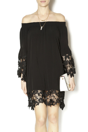 Muche et Muchette Black Flower Dress - Product Mini Image