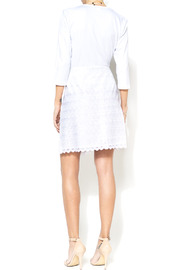 Shoptiques Product: Everyday Lace White Skirt - Other
