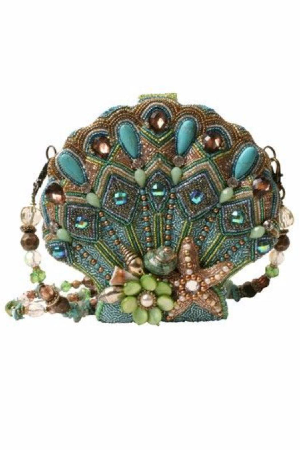 Mary Frances Seashell Beaded Handbag Front Cropped Image