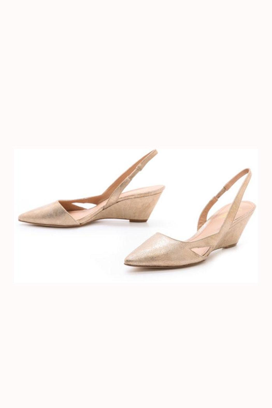 Pointed Toe Wedge — Shoptiques