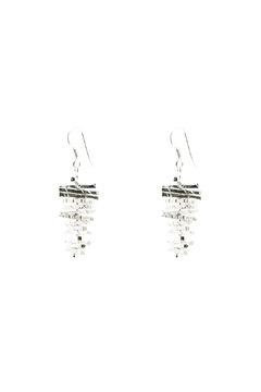 Shoptiques Product: Turning Twig Earrings
