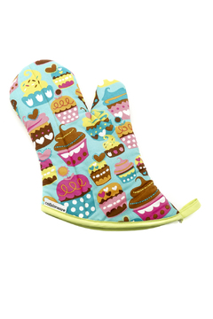 Shoptiques Product: Cupcake Oven Mitt