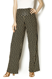 Mud Pie Harlow Palazzo Pants - Product Mini Image