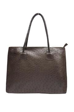22 tote Vegan Ostrich Tote - Product List Image
