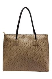 22 tote Vegan Ostrich Tote - Front cropped