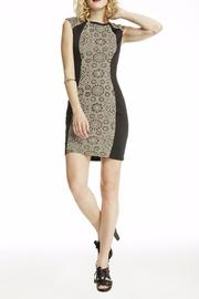 ABS by Allen Schwartz Black Bodycon Dress - Product Mini Image