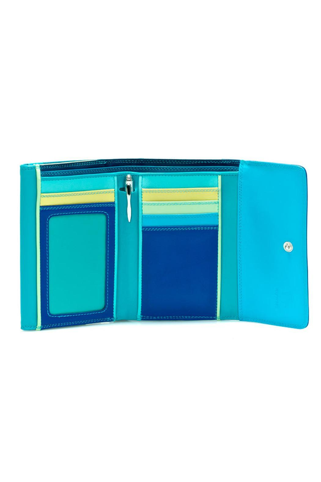 mywalit Double Flap Purse/Wallet - Front Full Image
