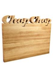 Chop Board, Large - Front cropped