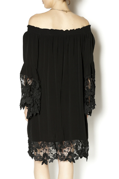 Two Chic Luxe Lace Detailed Dress - Alternate List Image