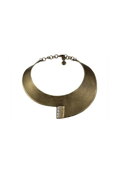 avant garde paris Disc Necklace - Alternate List Image