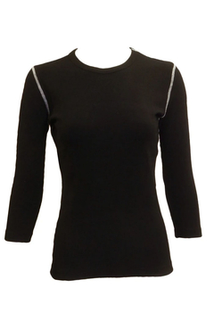 24/7 Ribbed Shirt with Stitching - Product List Image