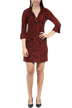 Shoptiques Product: Collared Henley Dress
