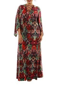 Shoptiques Product: Plus Maxi Dress
