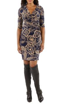 Shoptiques Product: Print Midi Dress