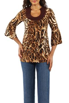 Shoptiques Product: Print Tunic Top