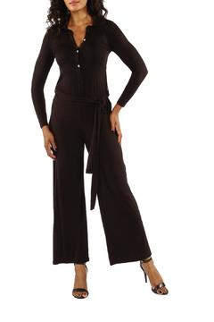 Shoptiques Product: Silky Soft Jumpsuit