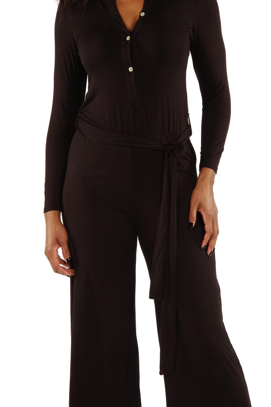 24/7 Comfort Apparel Silky Soft Jumpsuit from California ...