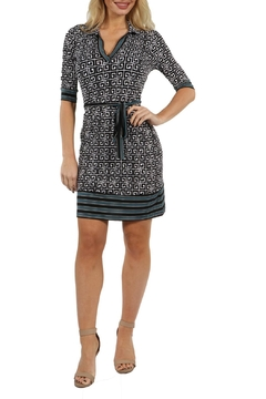 24/7 Comfort Apparel Working Lunch Dress - Product List Image