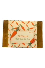 Soap and Water Newport 24 Carrot Barsoap - Product Mini Image