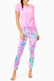 "Lilly Pulitzer  24"" Weekender Leggings UPF 50+ - Product Mini Image"