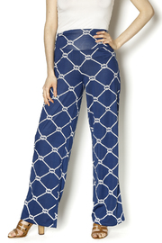 Mud Pie Harlow Palazzo Pants - Front cropped