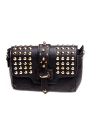 Shoptiques Product: Studded Cross Body Purse