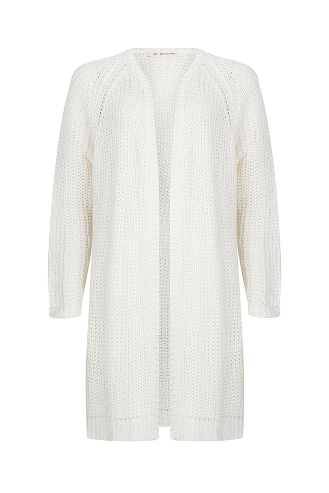 24colours Off White Cardigan from Netherlands by Wear for Love ...