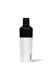 Corkcicle 25 OZ CANTEEN-COLOR BLOCK MODERN BLACK - Product Mini Image