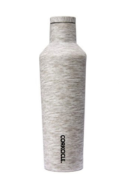 Corkcicle 25 OZ CANTEEN-HEATHERED GREY VINNEBAGO COLLECTION - Product Mini Image