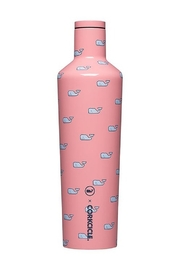 Corkcicle 25 OZ CANTEEN-VINEYARD VINES WHALES - Product Mini Image