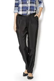 BCBGeneration Woven Sportswear Pant - Front cropped