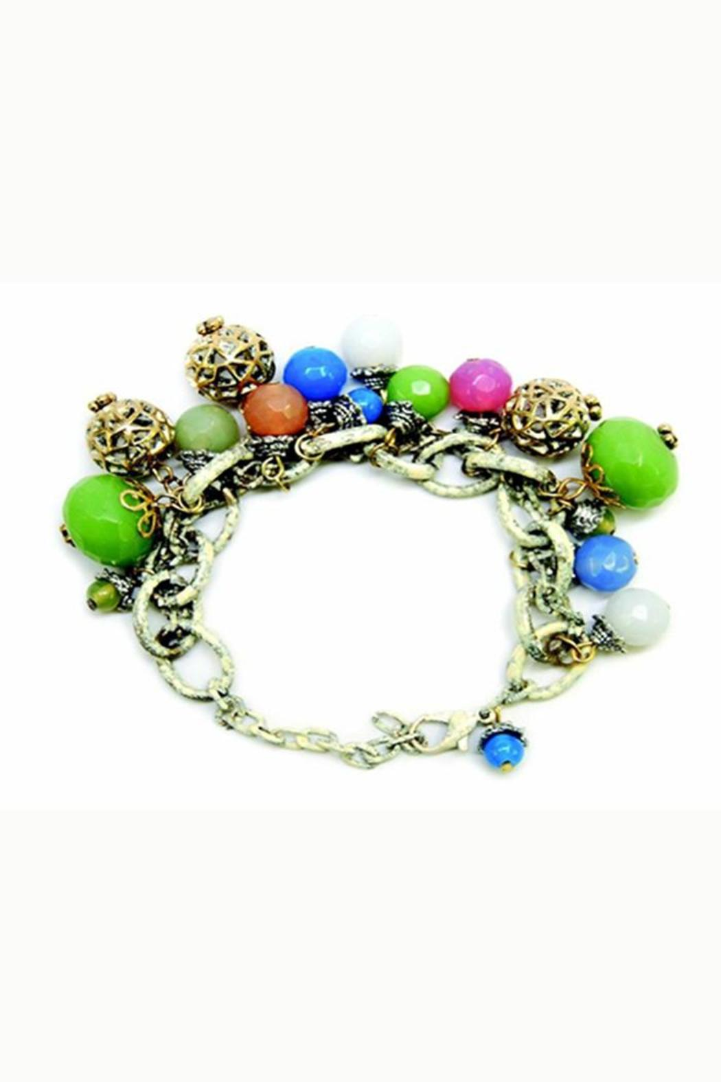Made It! Boho-Luxe Charm Bracelet - Main Image