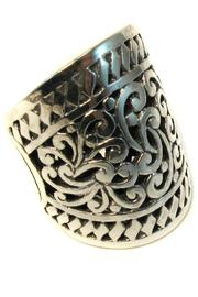 Shoptiques Product: Finger Cuff Ring