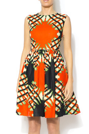 Royal Jelly Harlem Genevieve Jackson Dress - Front cropped