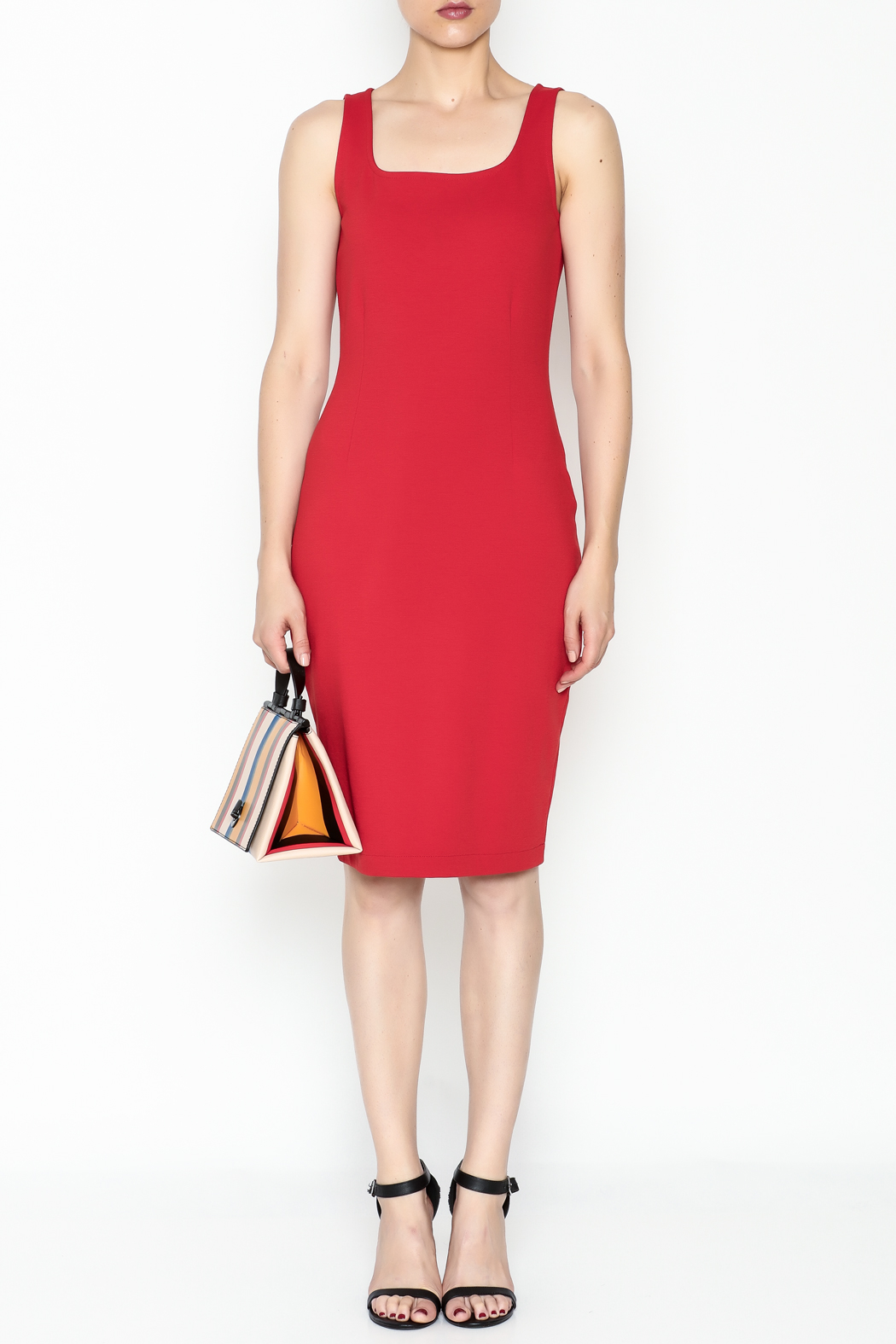 26Line by MLNK Poppy Sheath Dress - Front Full Image