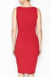 26Line by MLNK Poppy Sheath Dress - Back cropped