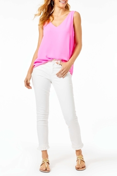 """Lilly Pulitzer  27"""" South Ocean High Rise Pant - Product List Image"""