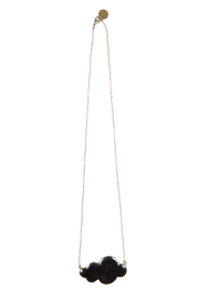 Emmanuelle Biennassis Large Cloud-Shaped Necklace - Front cropped
