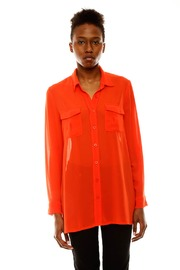 Shoptiques Product: Collared Button Down Blouse
