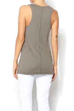 Dylan Heathered Tank - Alternate List Image