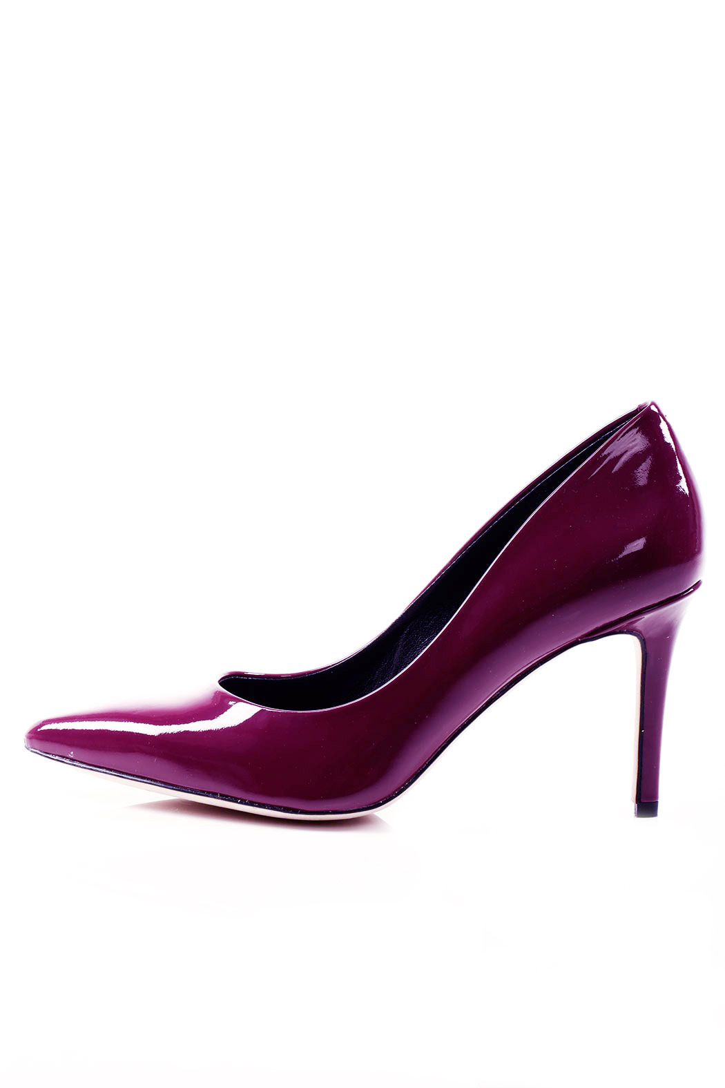 Gode Point Toe Pump - Side Cropped Image