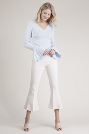 27 Miles Malibu Flared Sleeve Sweater - Front cropped