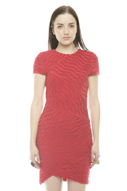 Shoptiques Product: Kaitlyn Pleated Dress