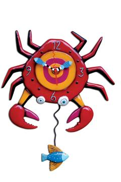 Allen Designs Studio Crabby Clock - Alternate List Image
