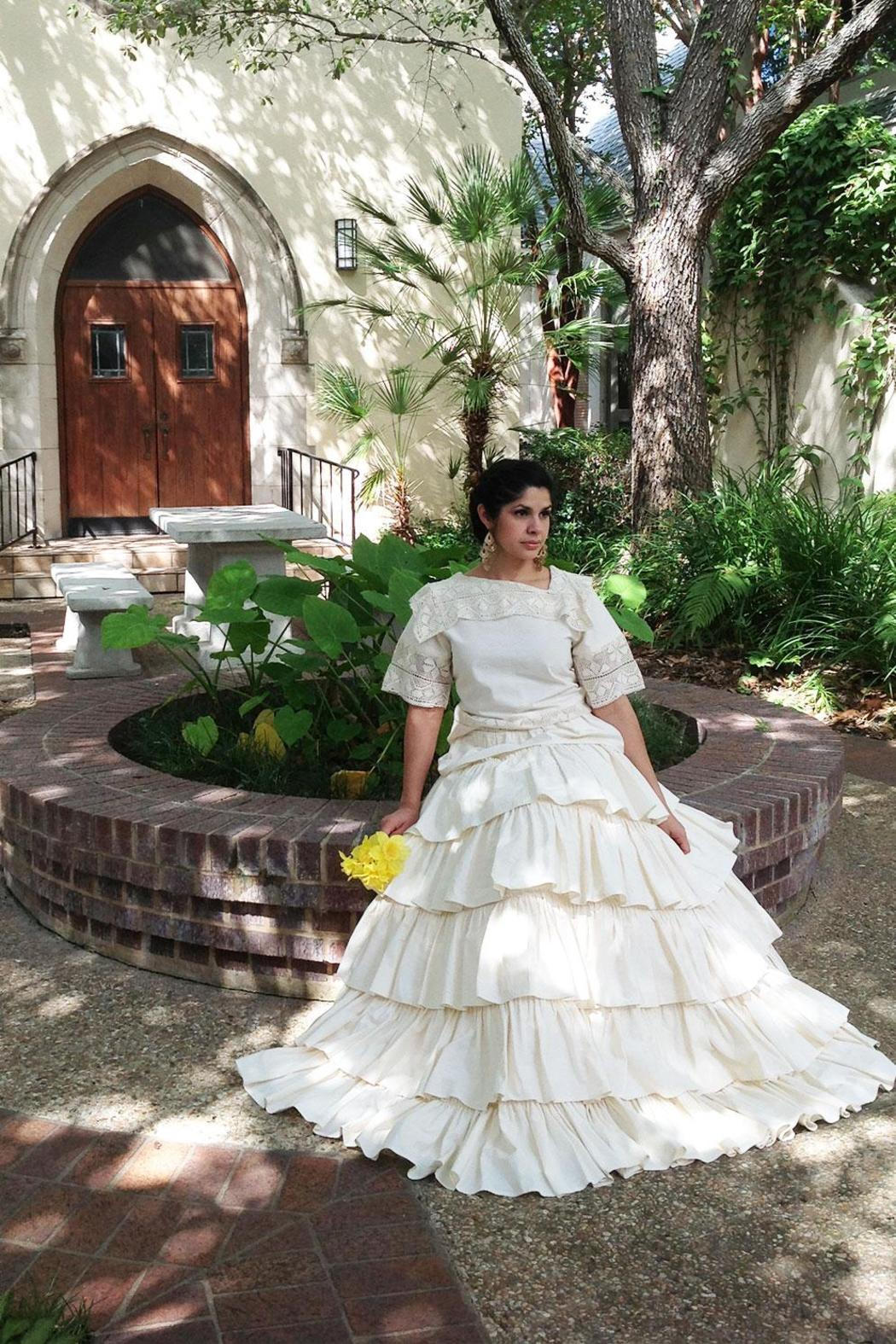 Mexican Wedding Dress.Nativa Mexican Wedding Dress From Texas Shoptiques