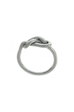 Salvador Jouhayerk Infinity Single Knot Ring - Alternate List Image