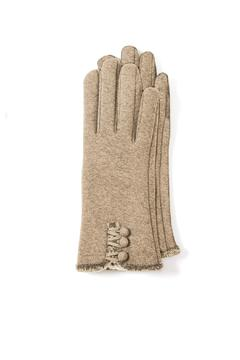 2 Chic Cream Button Glove - Product List Image